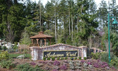 Autumn Crest Gig Harbor